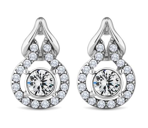 encircle earring
