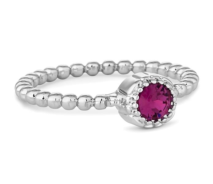 October Gemstone Ring