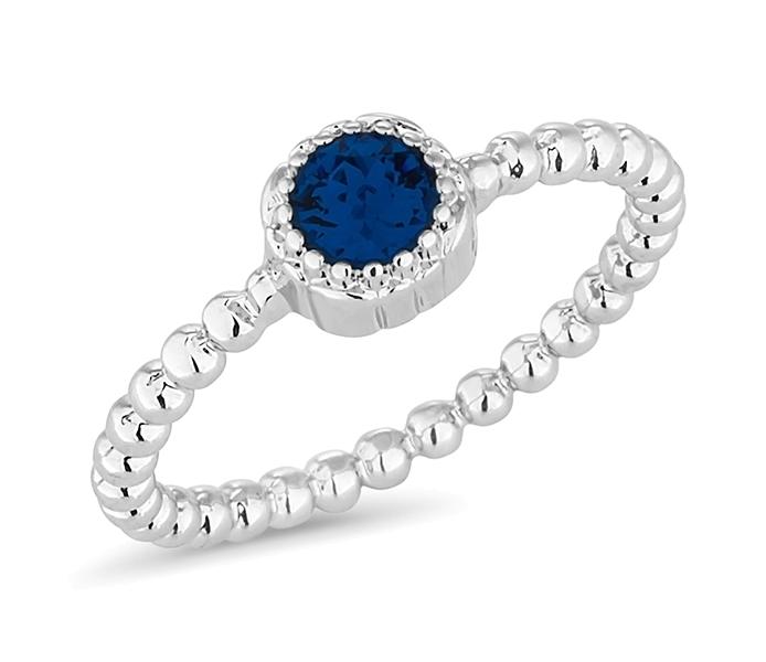September Gemstone Ring