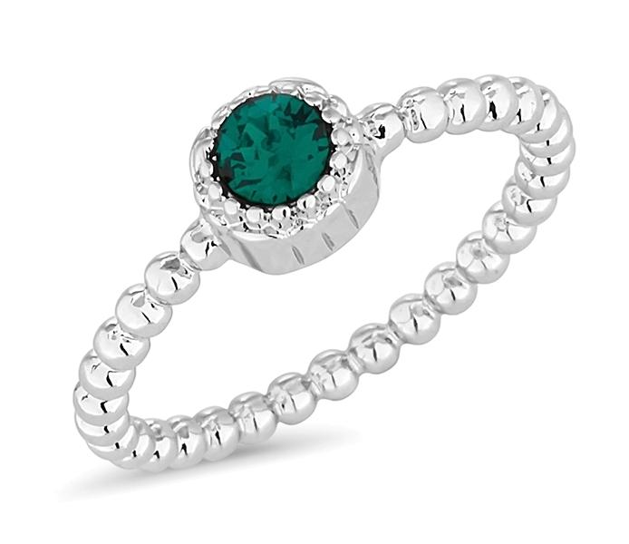May Gemstone Ring