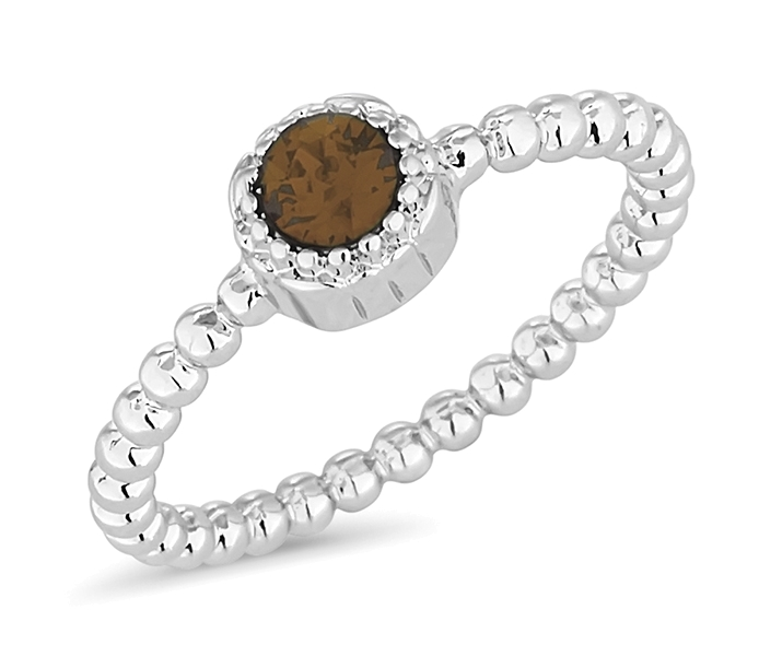 June Gemstone Ring