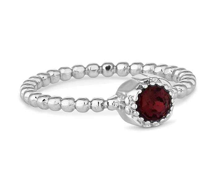 January Gemstone Ring
