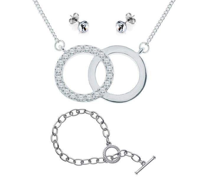 Forever Set with Tiffany-Style Bracelet